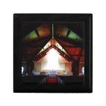 Altar de la capilla caja de joyas