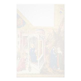 Altar de Melchior Broederlam- de Philip el intrépi Papeleria