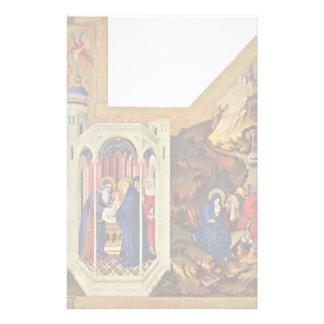 Altar de Philip el intrépido duque Of Borgoña la Papelería De Diseño
