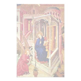 Altar de Philip el intrépido duque Of Borgoña W Papelería De Diseño