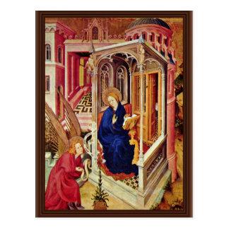 Altar de Philip el intrépido, duque Of Borgoña, W  Tarjetas Postales