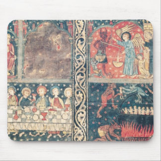 Altar frontal of St. Michael Mouse Pad