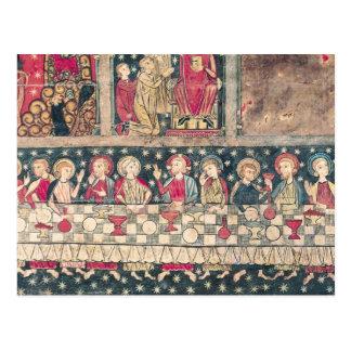 Altar frontal of St. Michael Postcard
