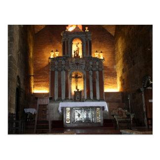 Altar of Saint Joseph, Las Piñas City Postcard