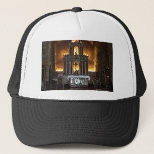 Saint joseph trucker hats zazzle altar of saint joseph las pias city trucker hat stopboris Images