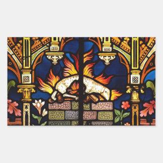 Altar of the Lamb Sticker