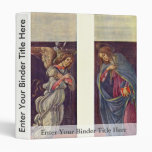 Altar Of The Last Judgment Wing: The Annunciation Binder