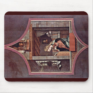 Altar Triptych Right Essay Mousepad