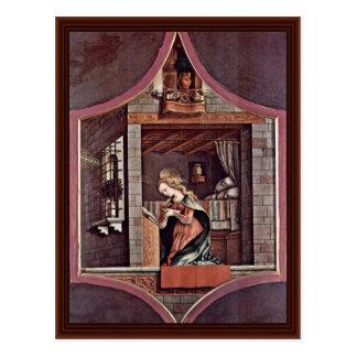 Altar Triptych Right Essay Post Card