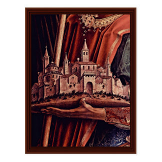 Altar Triptych Right Panel Post Card