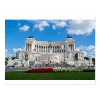 Altare della Patria Postcard