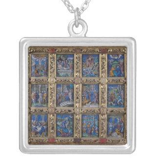 Altarpiece Pendientes