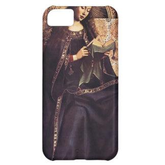 Altarpiece de enero van Eyck-The Gante, el Virgen