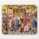 Altarpiece de las siete alegrías de la Virgen Alfombrilla De Raton