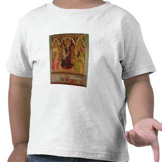 Altarpiece de Madonna de la nieve, c.1430-32 ( Camiseta