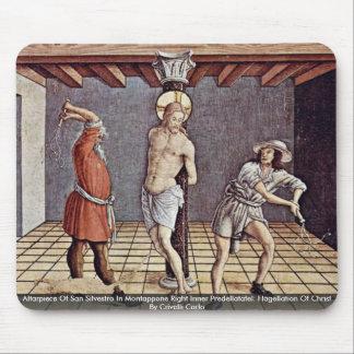 Altarpiece de San Silvestro en Montappone Tapetes De Ratón
