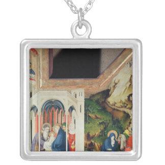Altarpiece del Chartreuse de Champmol Grimpola