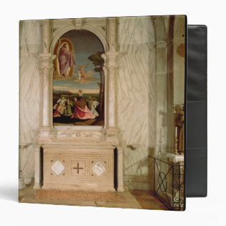 Altarpiece del St. Christina