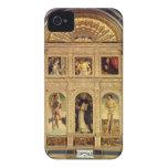 Altarpiece del St. Vincent Ferrer, c.1465 iPhone 4 Cobertura