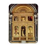 Altarpiece del St. Vincent Ferrer, c.1465 (polypty Imán Flexible