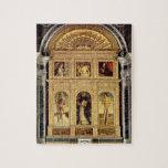 Altarpiece del St. Vincent Ferrer, c.1465 (polypty Rompecabezas Con Fotos