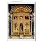 Altarpiece del St. Vincent Ferrer, c.1465 (polypty Felicitacion