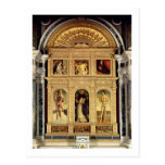 Altarpiece del St. Vincent Ferrer, c.1465 (polypty Tarjetas Postales