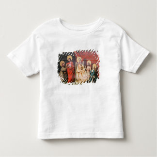 Altarpiece depicting Christ with St. Thomas Toddler T-shirt