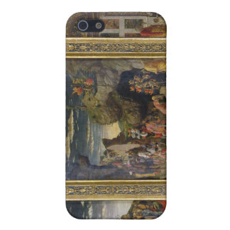 Altarpiece depicting the Ascension, the Adoration iPhone SE/5/5s Case