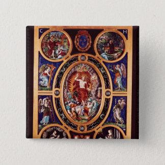Altarpiece of Sainte-Chapelle Button