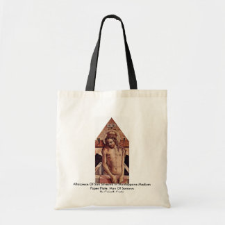 Altarpiece Of San Silvestro In Montappone Bags