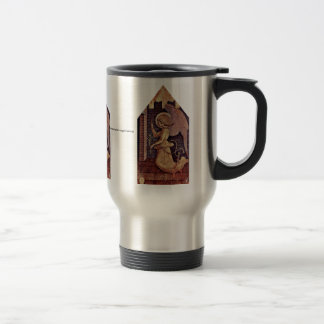 Altarpiece Of San Silvestro In Montappone Mugs