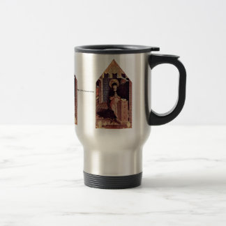 Altarpiece Of San Silvestro In Montappone Coffee Mugs