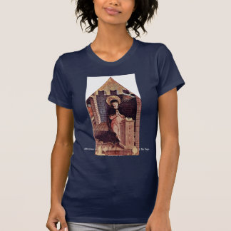 Altarpiece Of San Silvestro In Montappone T-shirt
