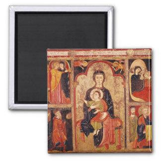 Altarpiece of St. Maria de Avila Magnet