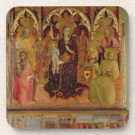 Altarpiece of the Madonna of the Snow, c.1430-32 ( Coaster