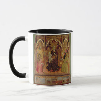 Altarpiece of the Madonna of the Snow, c.1430-32 ( Mug