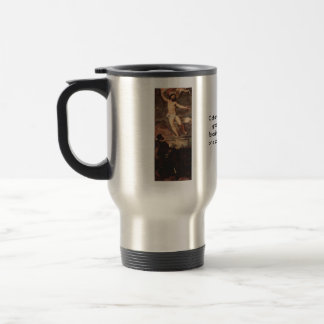 Altarpiece of the Resurrection Travel Mug