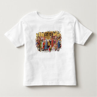 Altarpiece of the Seven Joys of the Virgin Toddler T-shirt