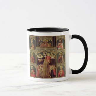 Altarpiece of the Virgin of the Rosary, c.1500 Mug