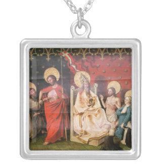 Altarpiece que representa a Cristo con St Thomas Joyería