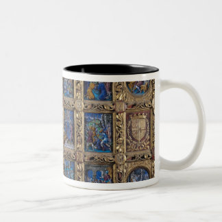 Altarpiece Two-Tone Coffee Mug
