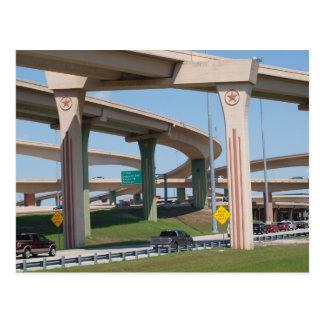 Altas 5 postales de Dallas