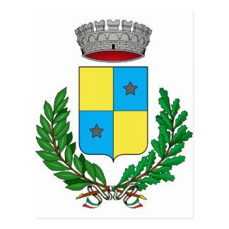 Altavilla Vicentina Stemma, Italia Postales