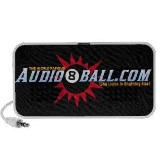 altavoces de Audio8ball.com