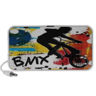 Altavoces de BMX