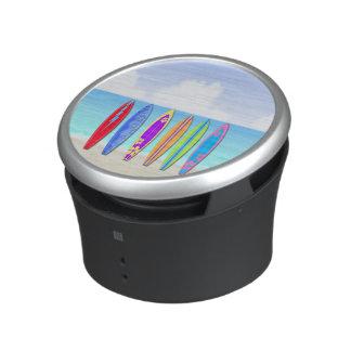Altavoces de Bumpster de la playa de las tablas Altavoz Bluetooth