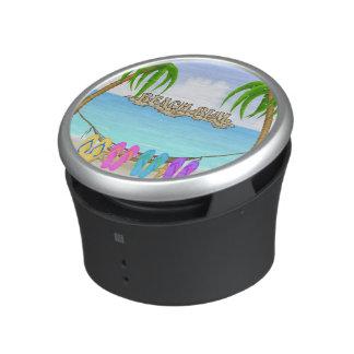 Altavoces de Bumpster del vago de la playa Altavoz Bluetooth