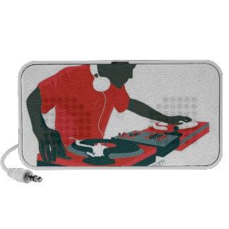 Altavoces de DJ