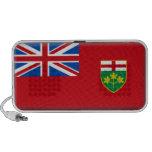 Altavoces de la bandera de Ontario